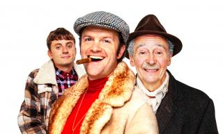 Only Fools and Horses The Musical Returns To The West End