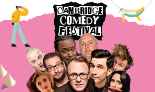 Cambridge Comedy Festival Goes Mega with Dara O Briain, Sean Lock, Russell Kane, Al Murray, Kiri Pritchard-McLean And Many More