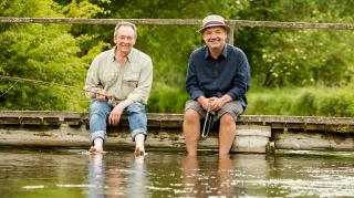News: Christmas Fishing Trip for Mortimer And Whitehouse