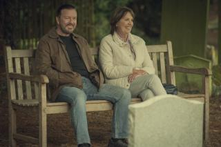 News: Ricky Gervais'After Life Tops Comedy.co.uk Awards 2020 Poll