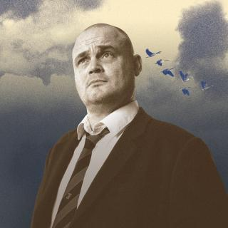 News: Al Murray Urges People To Sign Up to Blood Stem Cell Register
