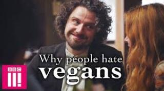 Video. Watch Alfie Brown On Why People Hate Vegans