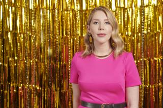 Katherine Ryan Confirms She Is Pregnant