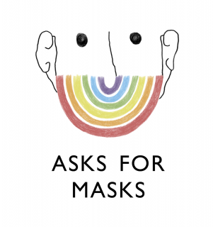 News: Sue Perkins to Host Onlineauction For Masks
