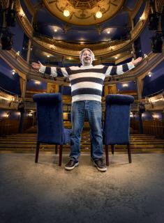News: Richard Herring To Host NextUp Gala