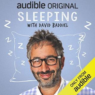 News: New Podcast From David Baddiel To Help Insomniacs
