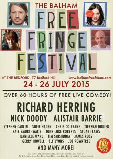 balham Comedy Festival
