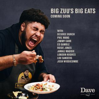 big zuu News: Comedians Line Up For Comedy Rap Food Mash Up