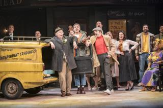 News: Only Fools And Horses Musical Extends Run
