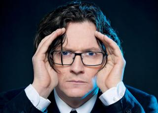 Tour Continues for Ed Byrne