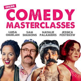 News: Soho Theatre Launches Masterclasses With Sam Simmons, Jessica Fostekew, Natalie Palamides, Luis Omielan