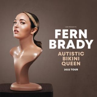 Fern Brady Autistic Bikini Queen Tour Dates
