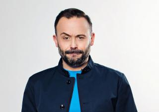 News: The Right Stuff? Book Deal For Geoff Norcott