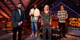 News: Comedy Central Recommissions Guessable? With Sara Pascoe