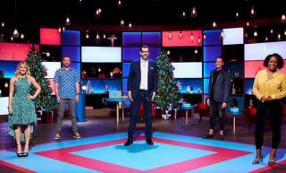 News: Richard Osman's Christmas House Of Games Night, BBC One