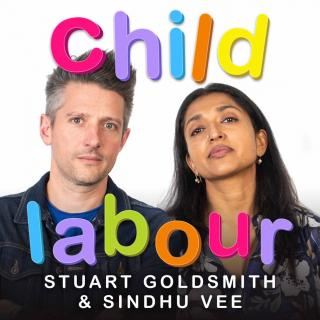 News: New Parenting Podcast From Stuart Goldsmith And Sindhu Vee