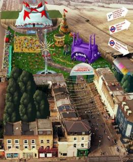 Underbelly Announce London Wondergound Festival