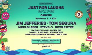 Just For Laughs Launches Comedy Travel Experience