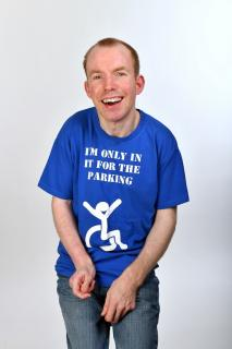 Lost Voice Guy Lee Ridley Gets His Geordie Accent
