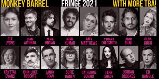 More Edinburgh Fringe Show Including Fern Brady, Nish Kumar, Larry Dean, John-Luke Roberts, Jordan Brookes.