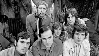 News: BBC Marks Monty Python's 50th Birthday With Rarely Seen Pictures