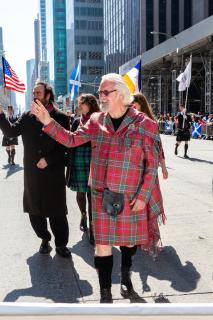 billy connolly parade