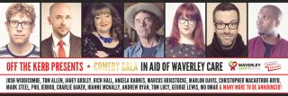 News: Annual Waverley Care Gala Goes Online With Tom Allen, Josh Widdicombe, Janey Godley, Rich Hall, Angela Barnes And Lots More