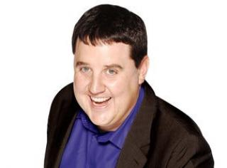 Peter Kay Gets Ovation At Comeback Appearance