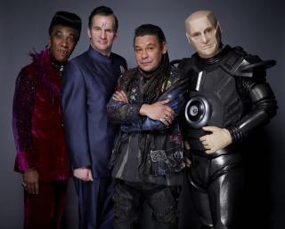 News: Dave Celebrates Three Million Years Of Red Dwarf With Epic Documentary