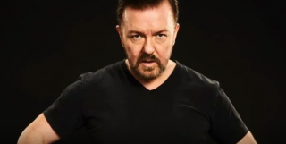 News: Ricky Gervais Wants to Be Fed To Lions (After He Is Dead Of Course)