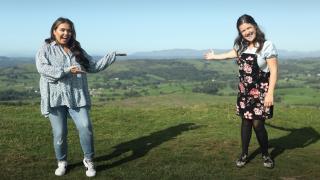 News: New Travel Series for Rosie Jones