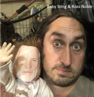 News: Live Instagram Shows From Ross Noble