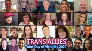 James Acaster and More Contribute To Trans Allies Video