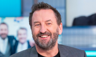 Watch Lee Mack Get Fit For Soccer Aid