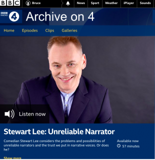 Who Mixed Up Stewart Lee With Terry Christian?