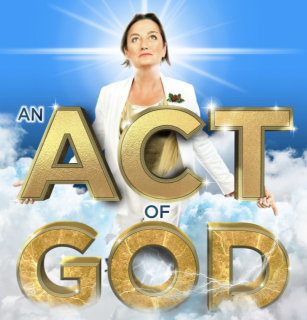 News: Zoe Lypns To Star As God Onstage