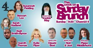 Stewart Lee Guests On Sunday Brunch
