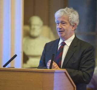 News: Professor Sir Timothy O'Shea to step down as Chair of the Edinburgh Festival Fringe Society Board