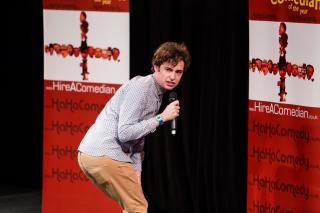 English comedian